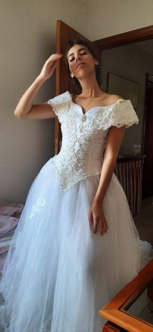 100 años en vestidos de novia + ¡surprise! 17