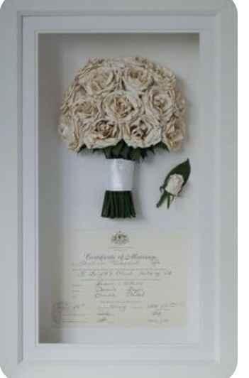 Que hacer con el ramo de novia - 2