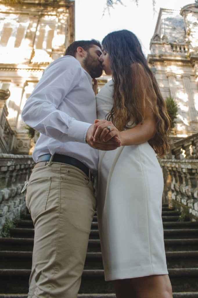 Sesión de fotos de pareja (compromiso) - 4