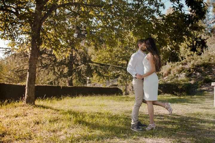 Sesión de fotos de pareja (compromiso) - 10