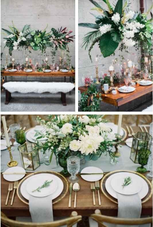 Colores Tendencia bodas 2021 - 2