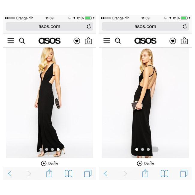 Que vestido os gusta mas? - 1