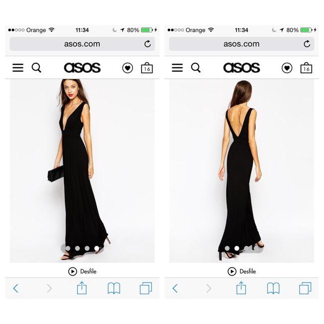 Que vestido os gusta mas? - 4