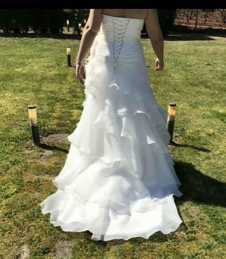 Ayuda estilo de vestido de novia - 2