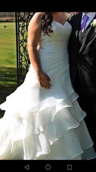 Ayuda estilo de vestido de novia - 1
