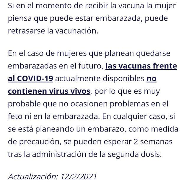Me han citado para vacunarme de Covid-19 1