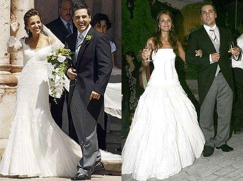 boda de paula echevarria y david bustamante - bodas famosas - foro
