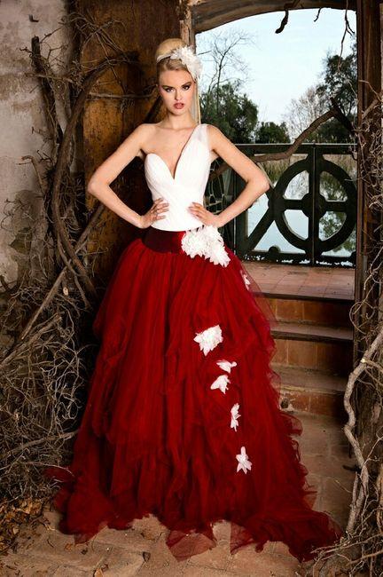 vestido jordi dalmau - moda nupcial - foro bodas