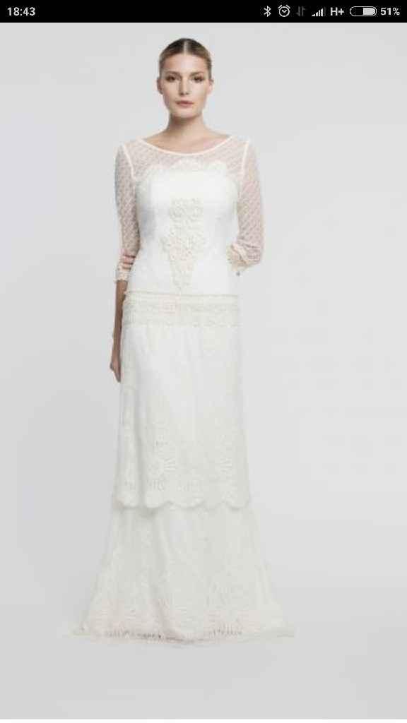 Vestido low low cost - 1