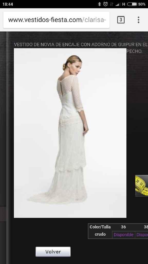 Vestido low low cost - 2
