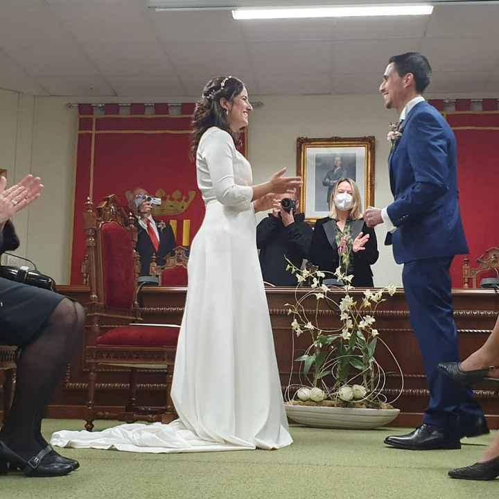 Ya estamos casados 😀🥰🥰🥰🥰 - 5