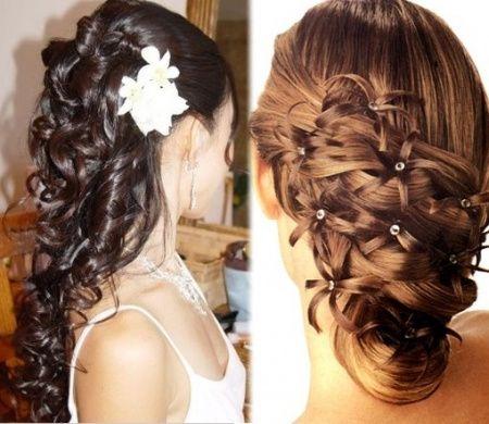 C al de estos semirecogidos os gusta m s belleza - Peinados de boda semirecogidos ...
