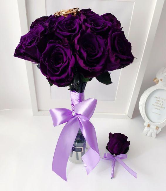 Siempre con ilusión, llegan las flores 😊 🌹 3