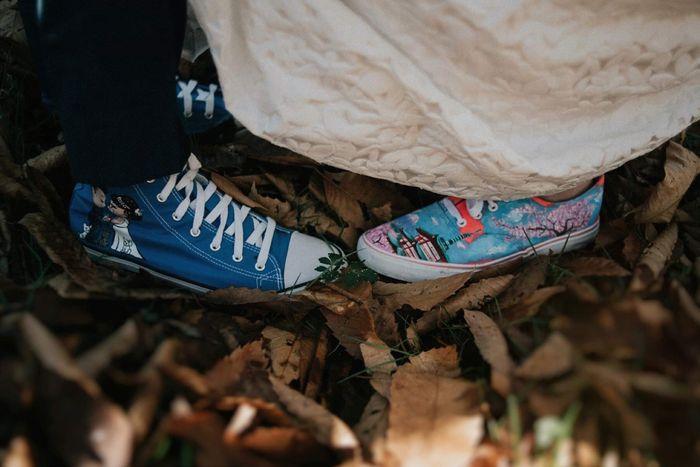 Zapatillas personalizadas 1