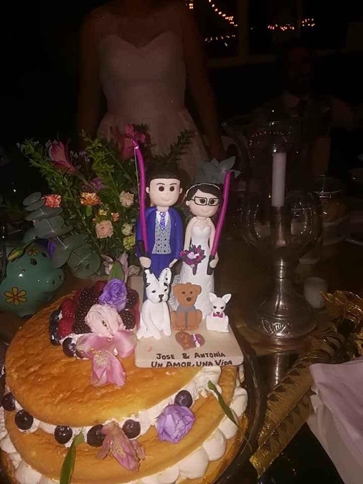 Muñecos tartas personalizados - 1