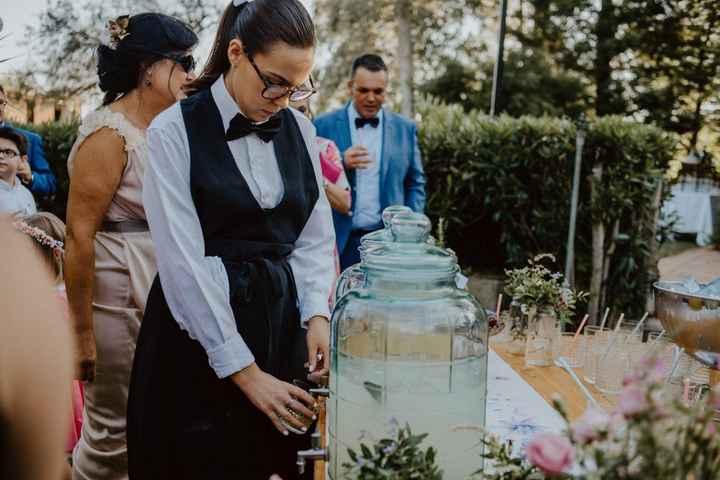 ¿Habrá mesa de bebidas en tu boda? 🍹 - 1
