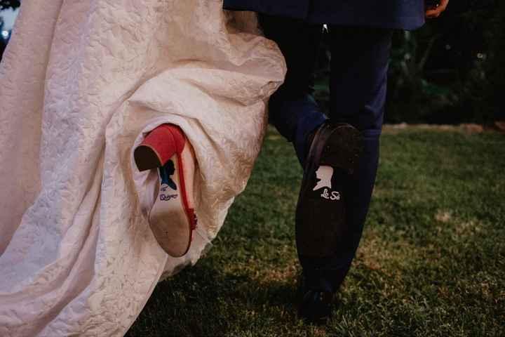 Mis zapatillas! - 1