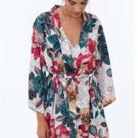 Kimonos/batas estampados - 1
