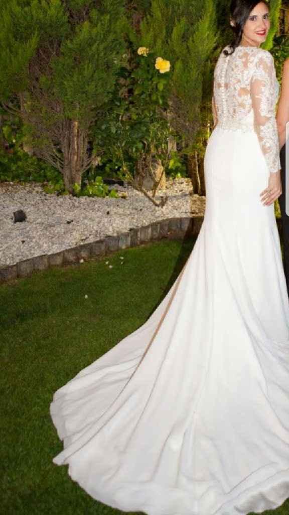Vestido novia cabotine - 1