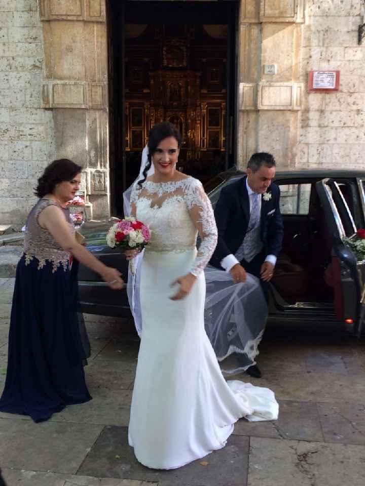 Vestido novia cabotine - 2
