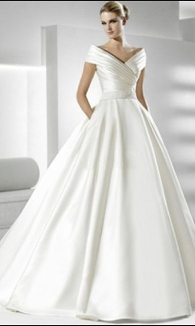 vestidos novia clasicos - moda nupcial - foro bodas