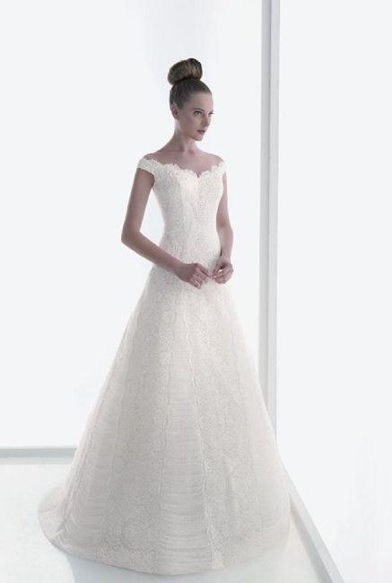 Vestidos novia clasicos - 3