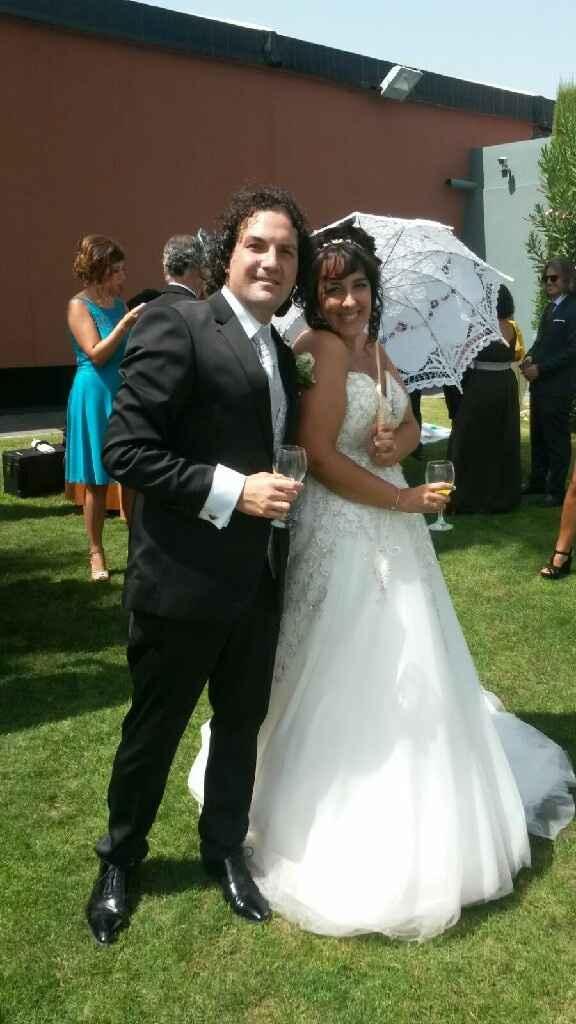 Ya pasó nuestra boda - 1