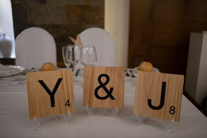 Regalos y decoración para boda 2