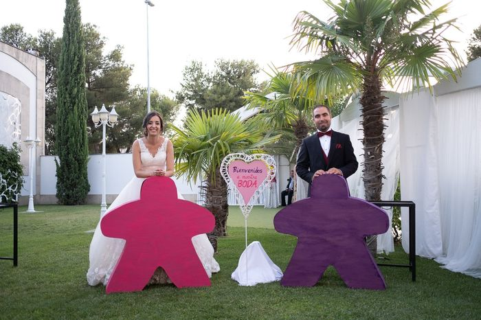 Regalos y decoración para boda - 6