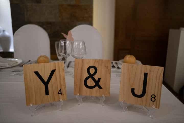 Regalos y decoración para boda - 2
