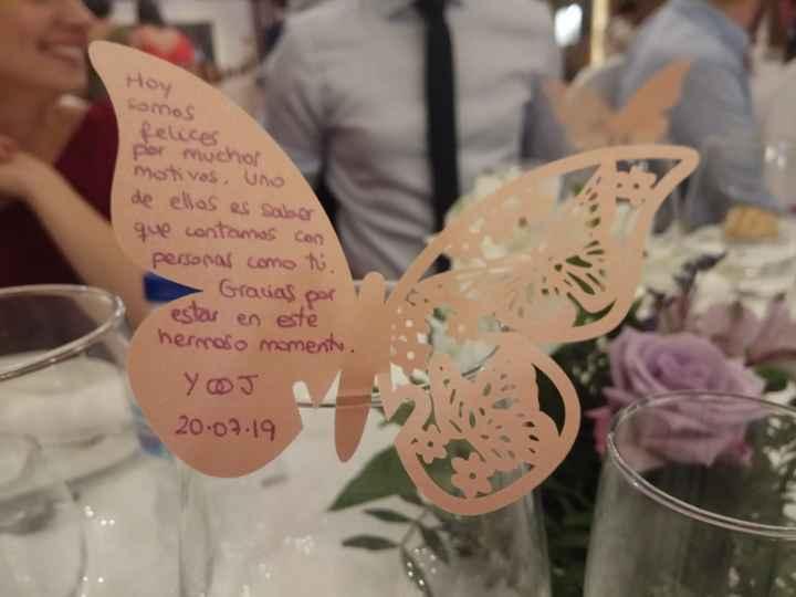Regalos y decoración para boda - 9