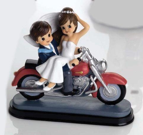 Ideas para boda tematica motera - 1