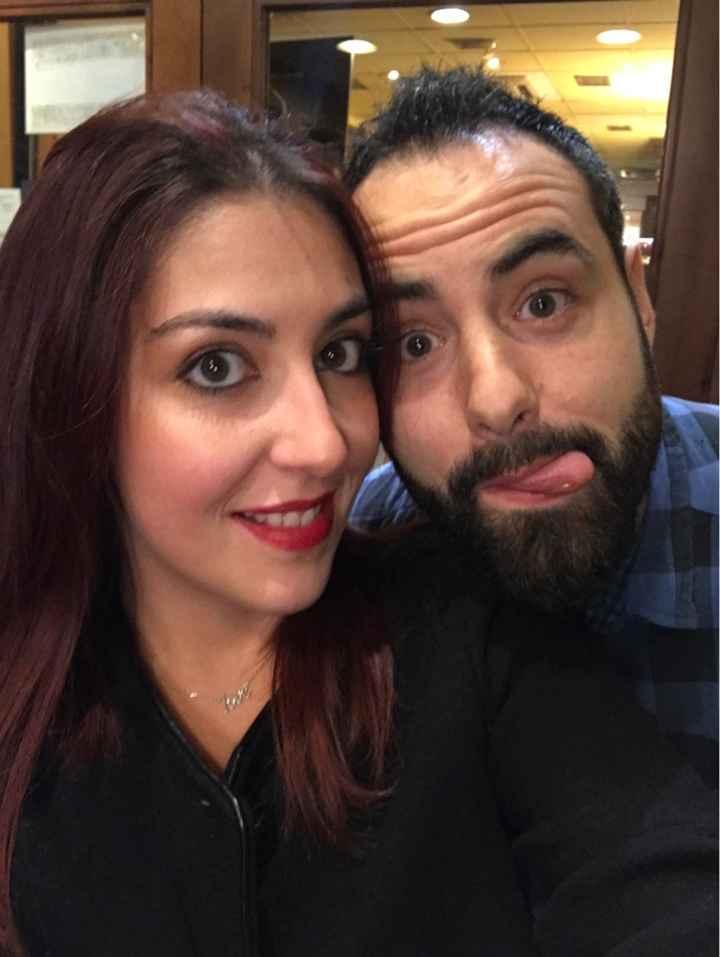 ¡Comparte la foto más reciente con tu pareja! - 1
