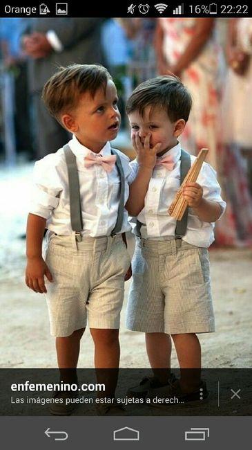 Idea Vestir A Mi Niño Página 2 Moda Nupcial Foro Bodasnet