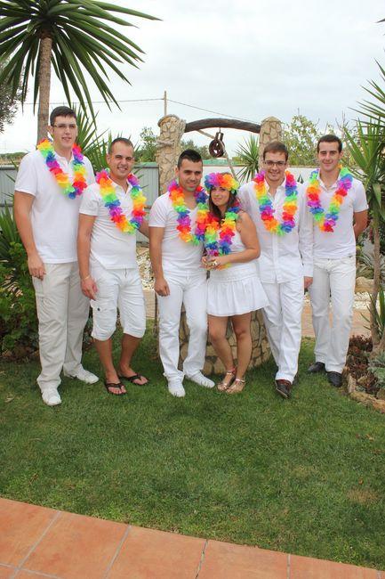 Vestidos De Novia 2013 Mi boda hawaiana - Ant...