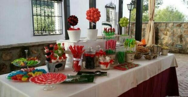 Help me mesa de chuches organizar una boda foro - Ideas para decorar mesas de chuches ...