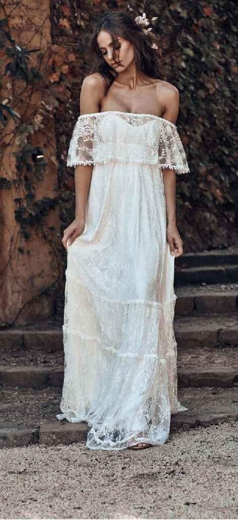 Vestido boho Barcelona - 1