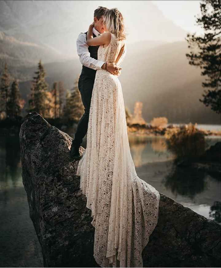 Vestido novia grace love lace - 1