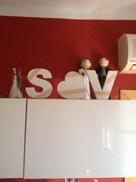 Detalles de la boda,,,, que decoran tu casa!!!! - 1