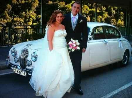 El coche de tu boda - 1