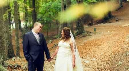 Mi post boda!!!! Ya casi un año!!! - 2