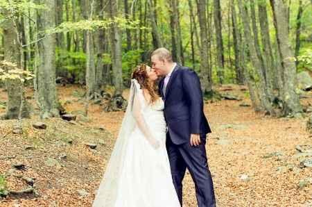 Mi post boda!!!! Ya casi un año!!! - 4