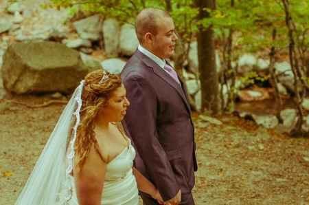 Mi post boda!!!! Ya casi un año!!! - 7
