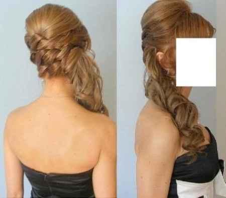 Como no podia ser diferente...el desastre de la prueba de peinado..!! - 1
