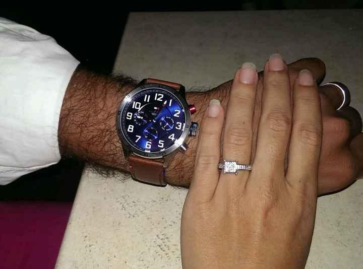 Reloj y anillo - 1