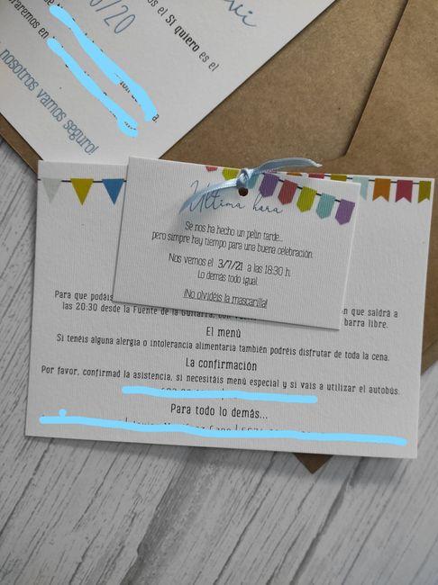 Mis invitaciones 4