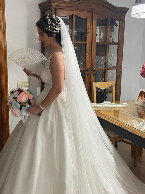 Inseguridad pre-boda - 1