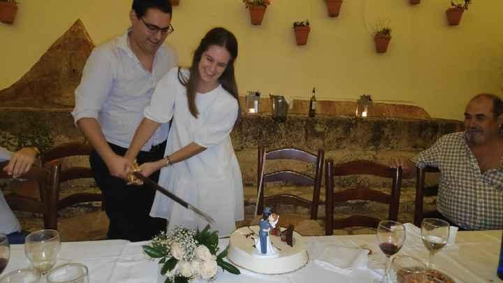 Nuestra no-boda súper especial. 20/6/20. - 4