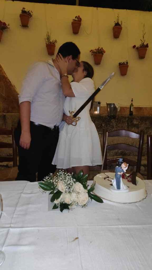 Nuestra no-boda súper especial. 20/6/20. - 7