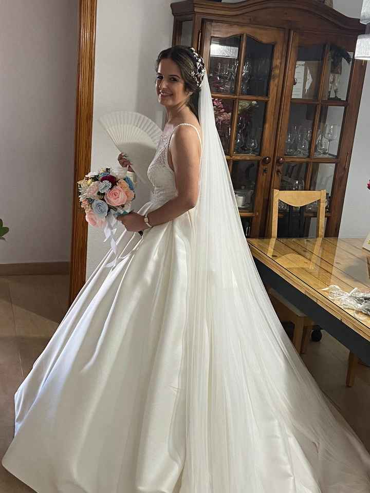 Inseguridad pre-boda - 2